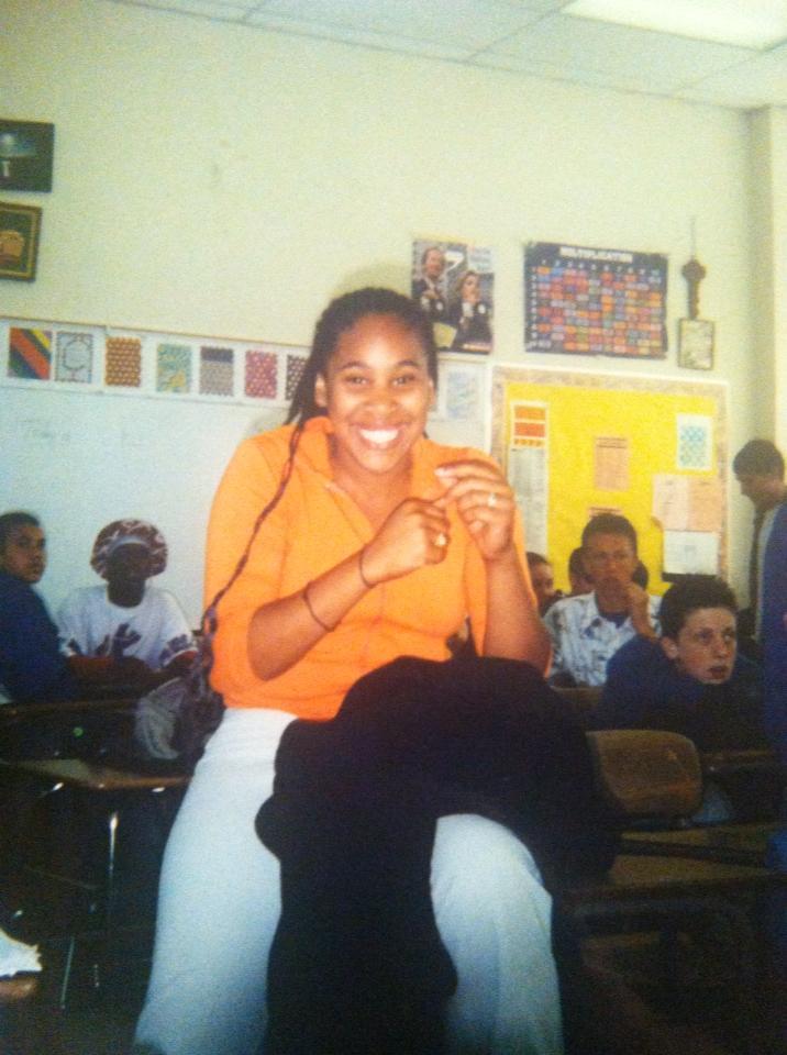 middle school in orange